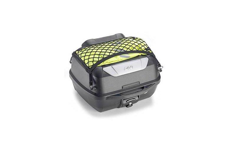 Βαλίτσα 43 λίτρα E43N μαύρη monolock GIVI