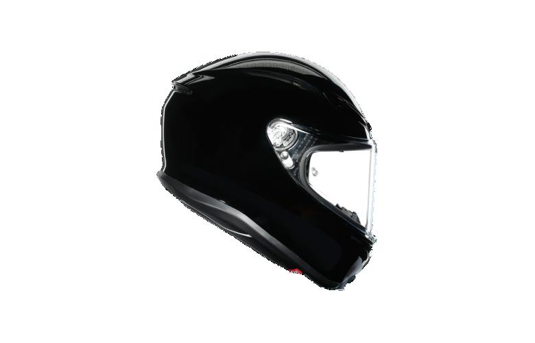 Κρανος AGV K6 E2205 MONO - BLACK