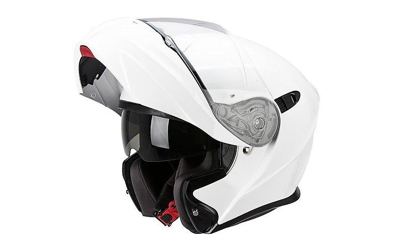 Κράνος Scorpion EXO-920 Λευκό