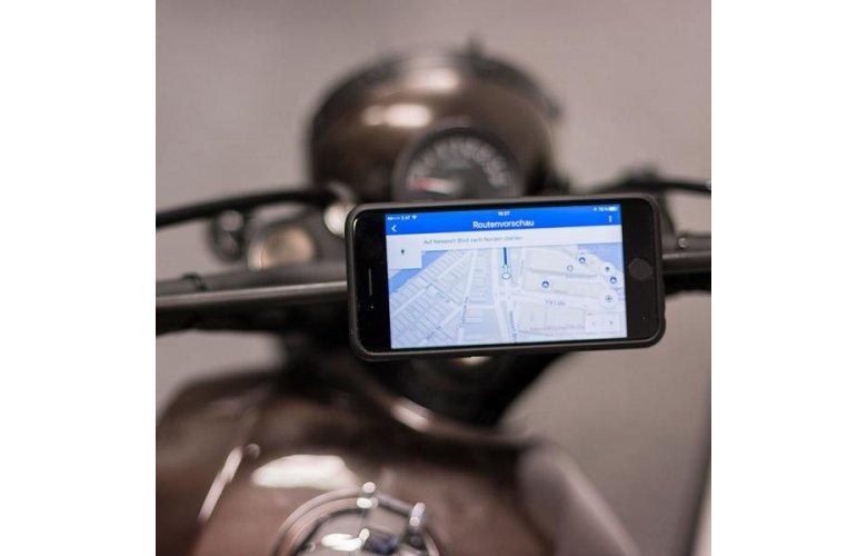 SP Connect, Βάση Κινητού Καθρέφτη Μοτοσυκλετών