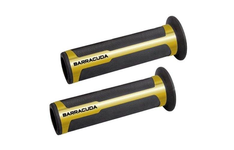 Barracuda Χειρολαβές Racing grips gold
