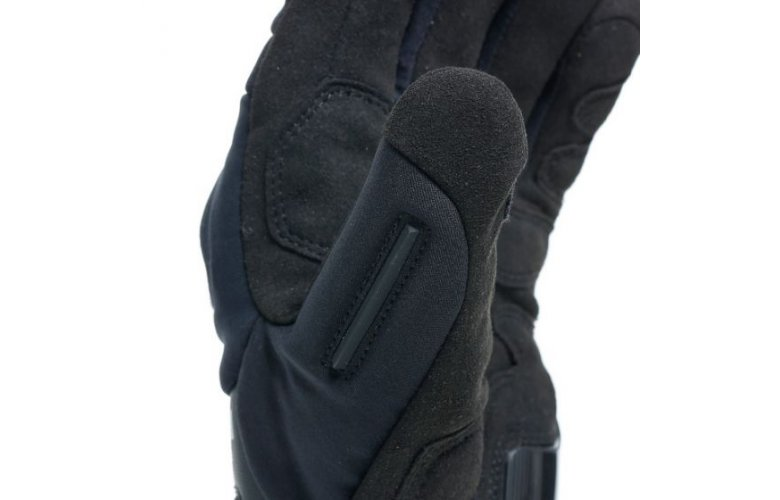 ΓΑΝΤΙΑ DAINESE NEMBO GORE-TEX®+ GORE GRIP TECHNOLOGY BLACK/BLACK