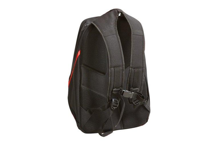 Σακίδιο πλάτης Nordcap Sports bag μαύρο-κόκκινο