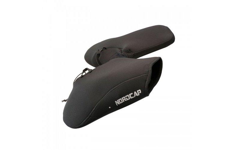 Κάλυμμα χεριών Nordcap Hand Covers Neoprene μαύρο