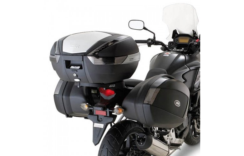 Βάσεις πλαϊνών βαλιτσών PLX1121 CB500X Honda GIVI
