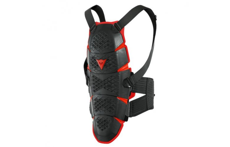 Dainese Προστασία Πλάτης Pro-Speed Back Long Black / Red