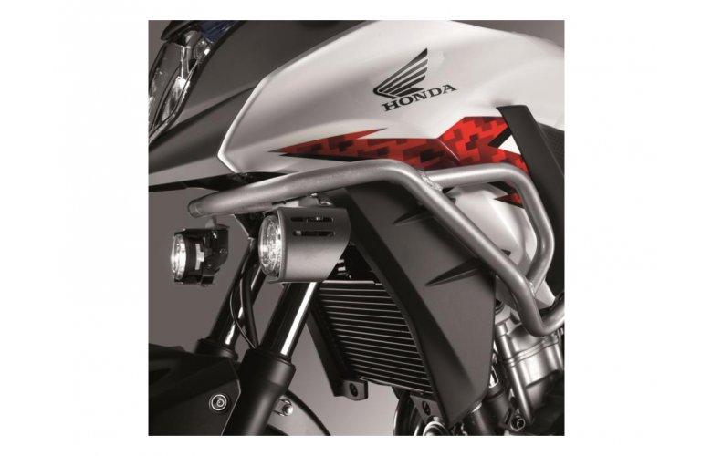 Κάλυμμα ψυγείου Carbon effect για Honda CB500X