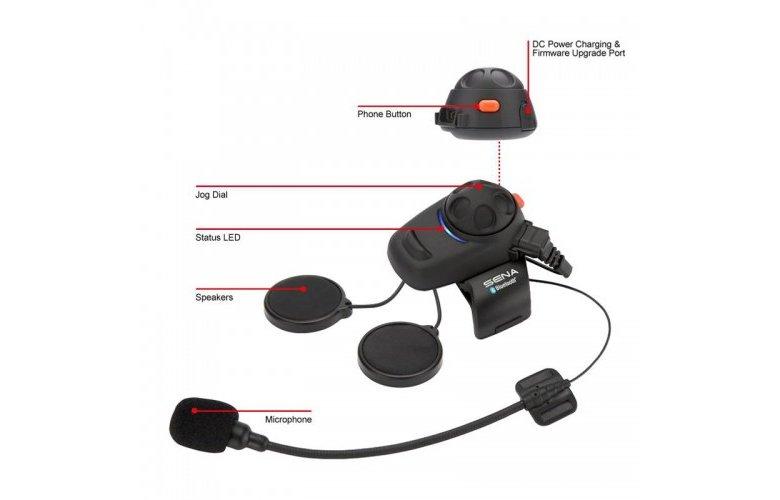 Bluetooth & Eνδ/νια Sena SMH5D-UNIV dual
