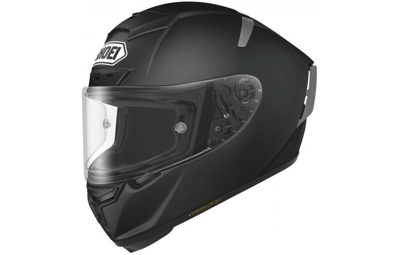 Κράνος Shoei X-Spirit III Black Matt
