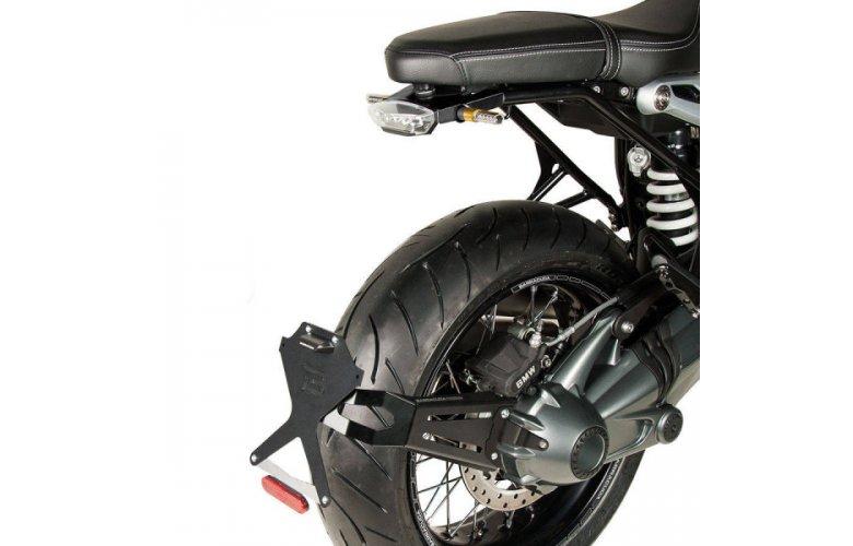 Βάση πινακίδας Side Naked Barracuda για BMW R nineT (2014-2016)