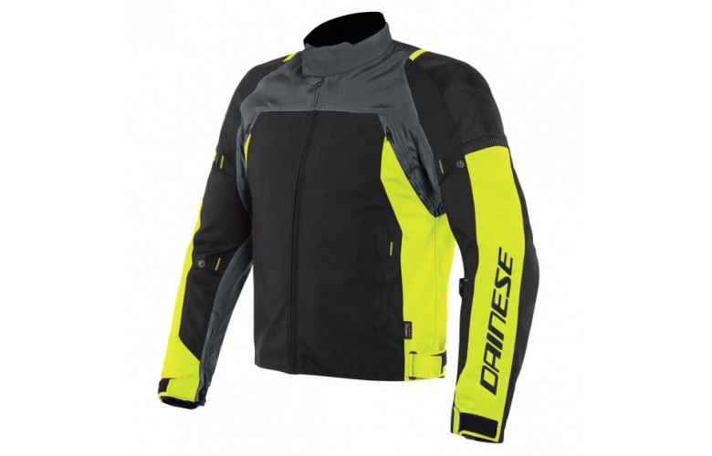 ΜΠΟΥΦΑΝ DAINESE SPEED MASTER EBONY/FLUO-YELLOW/BLACK