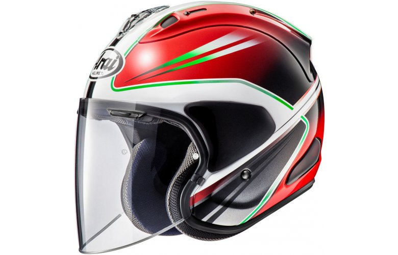ΚΡΑΝΟΣ Arai SZ-R VAS Wedge Red