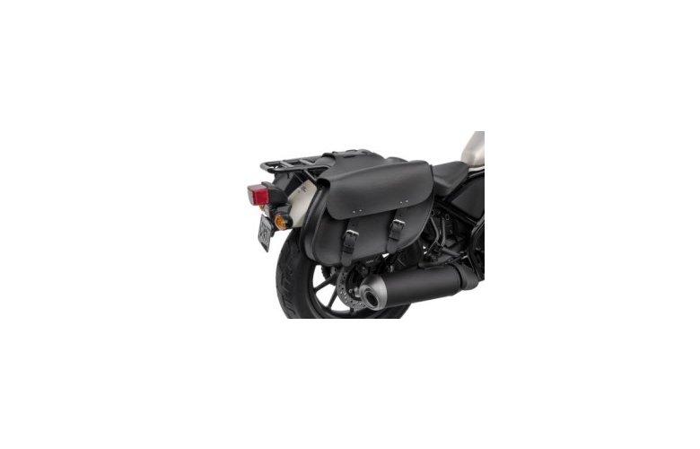 Δερμάτινες πλαϊνές βαλίτσες για Honda CMX 500