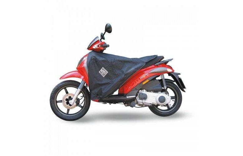 Θερμικό κάλυμμα ποδιών Tucano R019 για Sym Symphony 50 / 125 / 150 - Honda SH 50 / 100 / Mode / Kymco People 50 / 125 / 150 / 250 - Piaggio Liberty 50 / 125 / 150 / 200