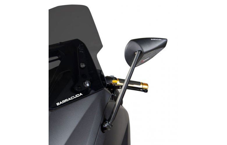 Barracuda Aerosport Windscreen Yamaha T-Max 530