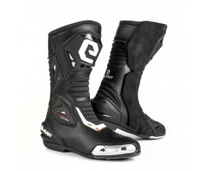 Μπότες Racing Eleveit SP01 Μαύρο