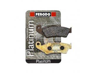 Σετ Τακάκια Μοτοσυκλέτας FERODO FDB892P(FD0193)