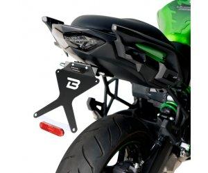 Βάση Πινακίδας Barracuda για Kawasaki Versys 650 (2014-2020)