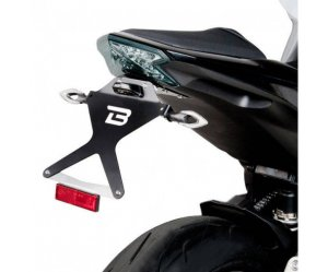 Βάση πινακίδας Barracuda για Kawasaki Z 800 (2013-2016)