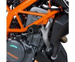 Μανιτάρια Πλαισίου You Design Barracuda για KTM Duke 390 (2011-2020)