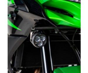 Βάσεις για προβολάκια Barracuda για Kawasaki Versys 650 (2014-2020)