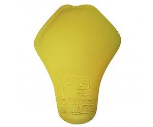 Προστασία πλάτης Nordcode Back Protector Lvl.1 μαύρο-κίτρινο