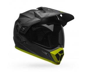 Κράνος Bell MX-9 Adventure Mips Stealth Black Camo/Hi-vision Matt