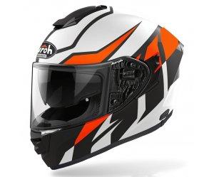 Κράνος Airoh ST 501 Frost πορτοκαλί ματ