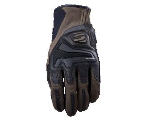 Γάντια Five RS4 μαύρο καφέ