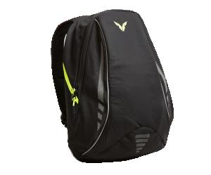 Σακίδιο πλάτης Nordcap Sports bag μαύρο-fluo κίτρινο