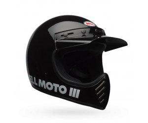 Κράνος Bell Moto 3 μαύρο