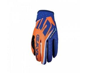 Γάντια Five MXF4 πορτοκαλί