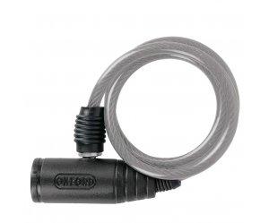 OXFORD Αλυσίδα με κλειδαριά OF01 Bumber Cable Lock