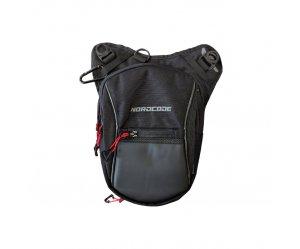 Τσαντάκι ποδιού Nordcode Hip bag μαύρο