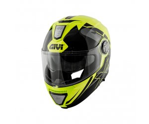 Κράνος Givi HX23 Syndey Eclipse Yellow/Black