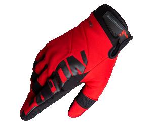 Γάντια Nordcap Glenn-II Μαύρο / Κόκκινο