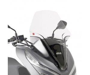 Ζελατίνα GIVI Honda 1129DT_PCX 125'2018-2019 διάφανη