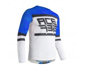 Μπλούζα Acerbis MX Helios vented 23905.245 μπλε-άσπρο