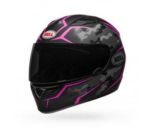 Κράνος Bell Qualifier Stealth Camo μαύρο/ροζ