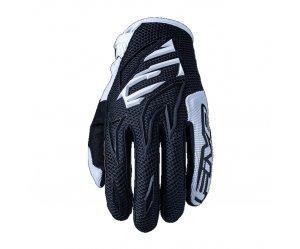 Γάντια Five MXF3 μαύρο-άσπρο