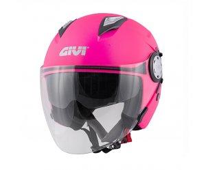 Κράνος Givi H12.3 Stratos Shade ροζ