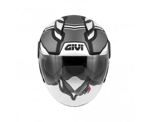 Κράνος Givi H12.3 Stratos SHADE Mat Titan/Black/White