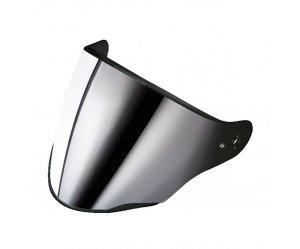 Ζελατίνα Caberg Flyon A8704 Καθρέπτης Ασημί Αντιχαρακτική