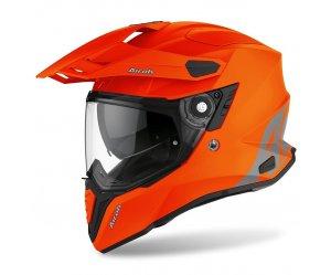 Κράνος Airoh Commander Color fluo πορτοκαλί matt
