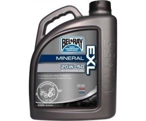ΛΙΠΑΝΤΙΚΑ BEL-RAY 99100 4T EXL MINERAL 20W-50 X4L