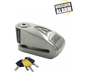 Κλειδαριά δισκόφρενου Auvray B-Lock 14mm Alarm Inox