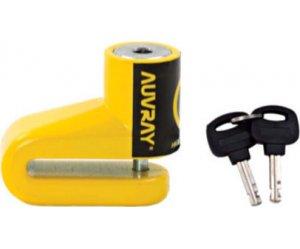 Κλειδαριά δισκόφρενου Auvray BD-16 Yellow