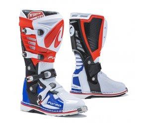 Μπότες Forma Predator 2.0 άσπρο/κόκκινο/μπλε
