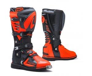 Μπότες Forma Predator 2.0 μαύρο/ανθρακί/πορτοκαλί