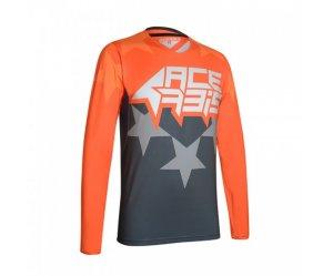 Μπλούζα Acerbis MX X-Flex Starchaser 24323.207 πορτοκαλί/γκρι